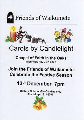 Carols by Candlelight 2014